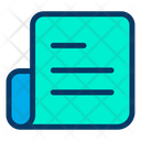 Information Details Notes Icon