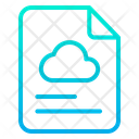 Documents Cloud Icon