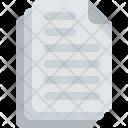Documents Document Files Icon