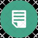 Documents sheet Icon