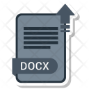 Docx Extension File Icon