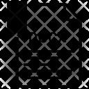 Docx File Type Icon