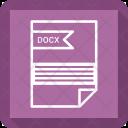 Docx file Icon