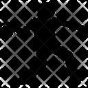 Sport Dodgeball Handball Icon