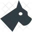 Dog Police Shepherd Icon