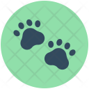 Dog Paw Pet Icon