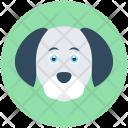 Dog Bulldog Animal Icon