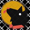 Dog Werewolf Animal Icon