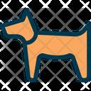 Dog Animal Guide Dog Icon