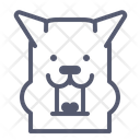 Dog Bark Icon
