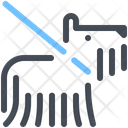 Dog Leash Pet Icon