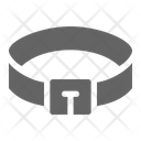 Dog Collar Belt Icon