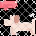 Dog Glove Pet Icon