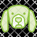 Dog Pet Face Icon