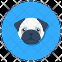 Dog Animal Creature Icon