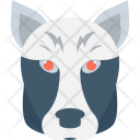 Foxhound Dog Cur Icon
