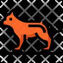 Spring Dog Pet Icon