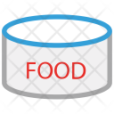 Dog Food Pet Icon