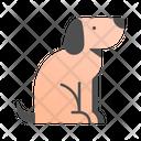 Dog Labrador Pet Icon