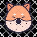 Dog Animal Air Icon