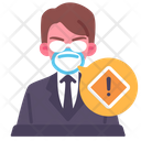 Emergency Goverment Leader Icon