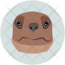 Dog Animal Face Icon