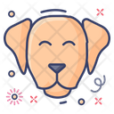 Dog Living Organism Pet Animal Icon