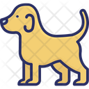 Airedale Dog Animal Bulldog Icon