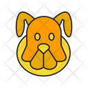 Dog Pet Animal Icon