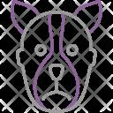 Dog Mask Fetish Icon