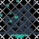 Dog Attack Icon
