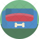 Pet Bed Care Animal Icon