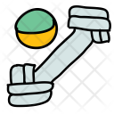 Dog Bone Ball Icon