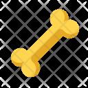Bone Dog Animal Icon