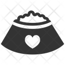 Dog Bowl Food Bowl Bowl Icon