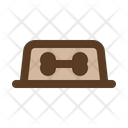 Dog Bowl Icon