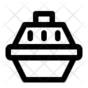 Dog Cage Animal Icon