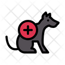 Dog Pet Medical Icon