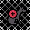 Dog Care Icon
