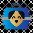 Carrier Vet Pet Icon