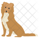 Dog Cartoon Icon