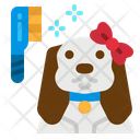 Brush Healthcare Pet Icon