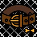 Collar Miscellaneous Dogs Icon