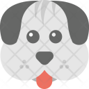 Dog Emoji Icon