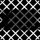 Dog escape Icon