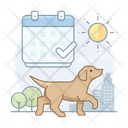 Dog Events Dog Events Icon