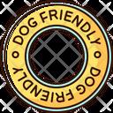 Dog Friendly Area Icon