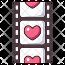 Film Love Movie Icon