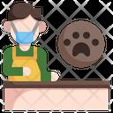Dog Groomer Icon