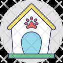 Dog House Pet Icon